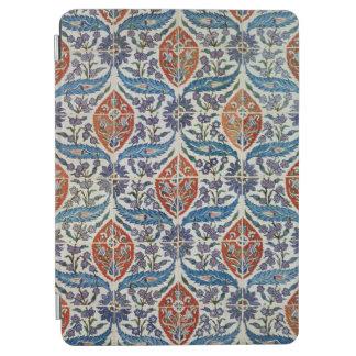 Panel of Isnik earthenware tiles iPad Air Cover