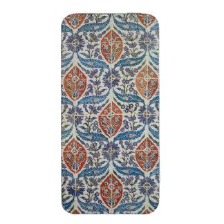 Panel of Isnik earthenware tiles iPhone SE/5/5s/5c Pouch