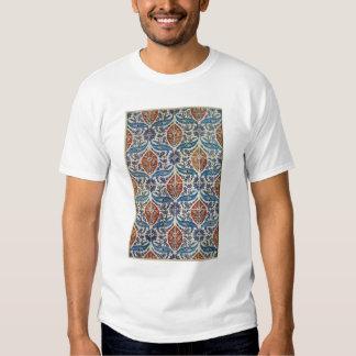 Panel of Isnik earthenware tiles T Shirt