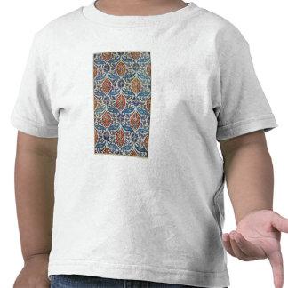Panel of Isnik earthenware tiles Shirt