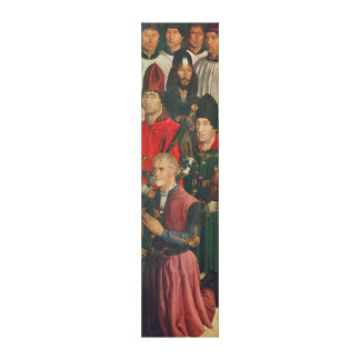 Panel of the Knights 2 Canvas Print