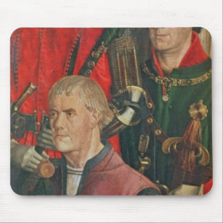 Panel of the Knights Mouse Pad