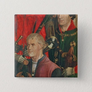 Panel of the Knights Pinback Button