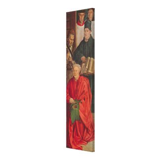 Panel of the Relics Canvas Print