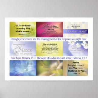Panel Poster Scriptures