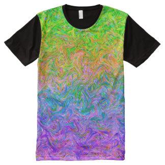 Panel T-Shirt Fluid Colors