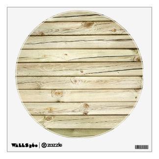 Panel Wood, Sustainable, Paneling Wall Decal
