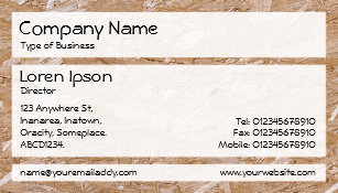 Chipboard business cards templates zazzle panels 02 chipboard business card colourmoves