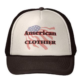 Panero americano gorras