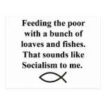Panes del socialismo postal
