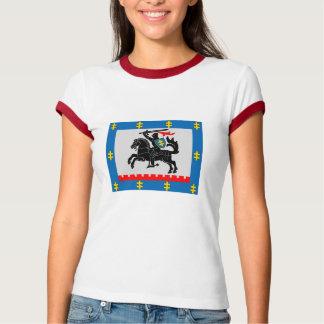 Panevezys County Flag T-Shirt