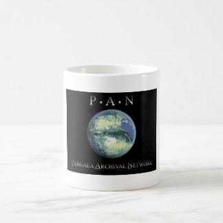 Pangaea Archival Network Coffee Cup Coffee Mug