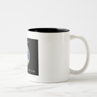 Pangaea Archival Network's 2 Tone Coffee Cup Coffee Mug