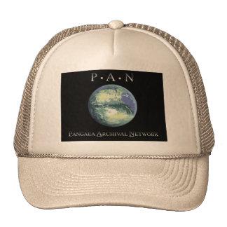 Pangaea Archival Network's Khaki Trucker's Hat