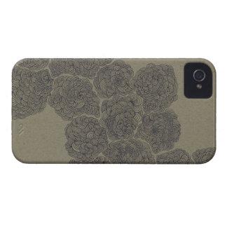 Pangaea de desconcierto iPhone 4 carcasa