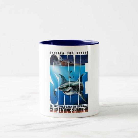 Pangaea for Sharks SAVE Mug