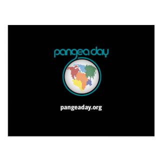 Pangea Day Postcard