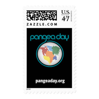 Pangea Day Stamp