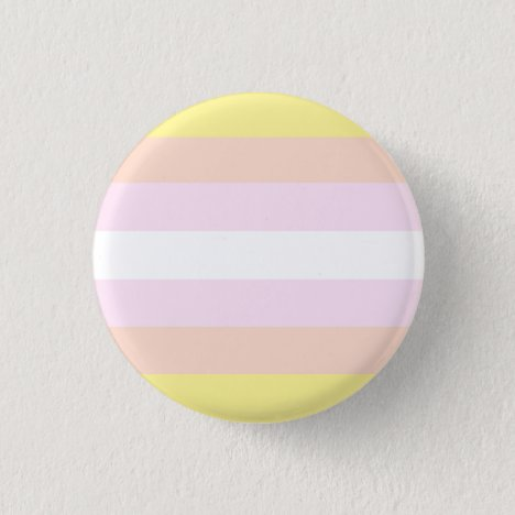 Pangender Pride Flag Badge Button