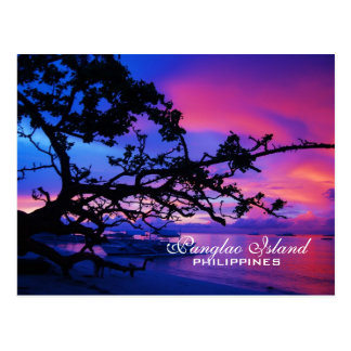 Panglao Island Postcard