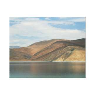 Pangong Lake, Ladakh Canvas Print
