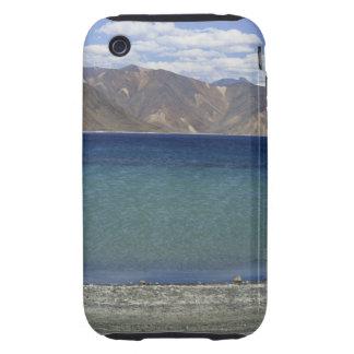 Pangong Lake, Ladakh, India Tough iPhone 3 Cover
