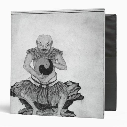 Pangu Vinyl Binder