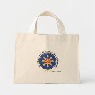 Pangulo design Stripes Mini Tote Bag