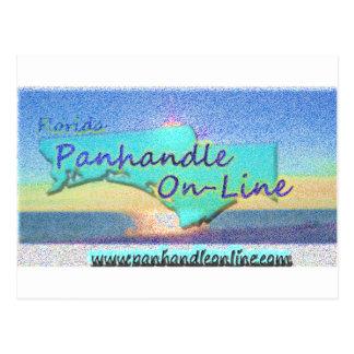 Panhandle OnLine Gear Postcard