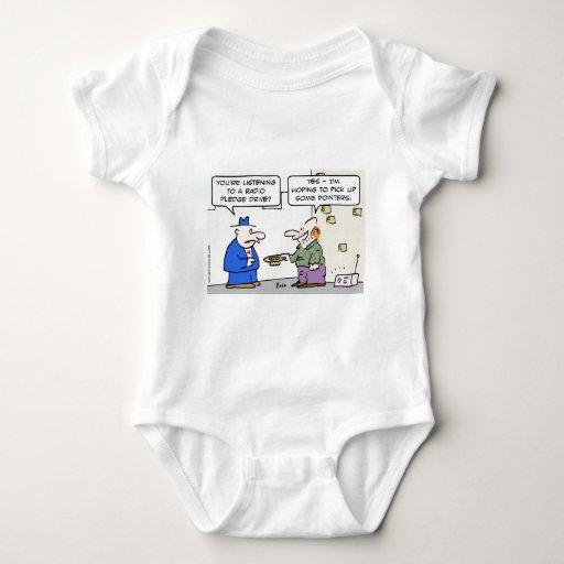 panhandler de radio de los indicadores de la body para bebé