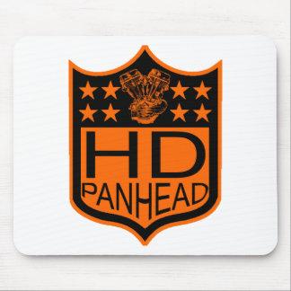 Panhead Shield Mouse Pad