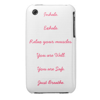 Panic Attack Instructions iPhone 4/4s Case