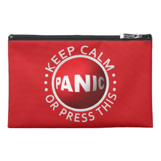 Panic Button accessory bags