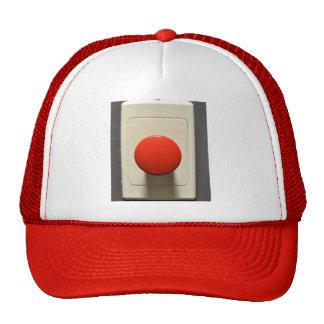 Panic Button Cap Mesh Hat
