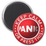 Panic Button magnet
