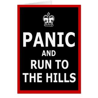 Panic Card
