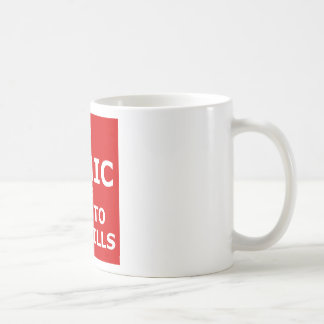 Panic Coffee Mugs