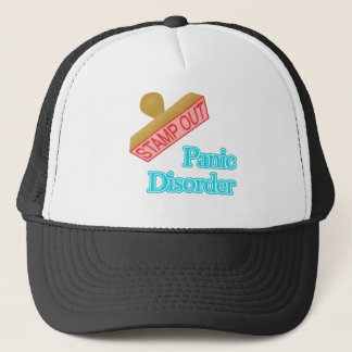 Panic Disorder Trucker Hat