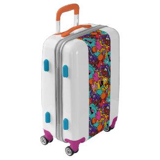 Panic in CartoonLand Luggage