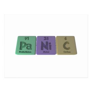 Panic-Pa-Ni-C-Protactinium-Nickel-Carbon.png Postcard