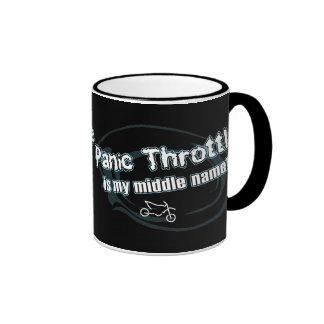 Panic Throttle Mugs