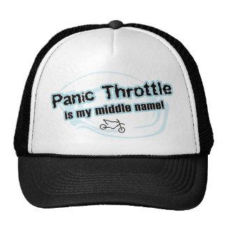 Panic Throttle Trucker Hat