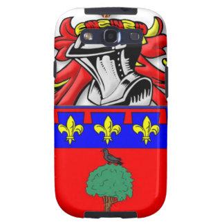Paniccia Coat of Arms Galaxy S3 Case
