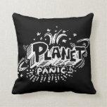 Pánico 2-Sided del planeta Almohadas