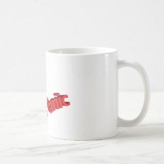 pánico tazas de café
