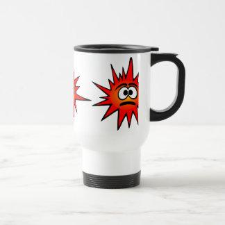 ¡Pánico! Taza De Café