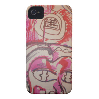 PanIntra Modality iPhone 4 Cover