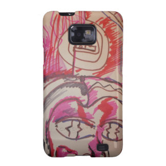 PanIntra Modality Samsung Galaxy SII Case