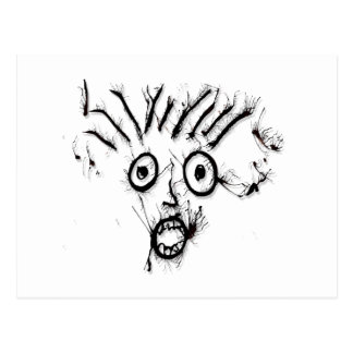 Panio DoodleNut 0006 - Postcard