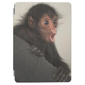 paniscus Rojo-hecho frente del Ateles del mono de Cubierta De iPad Air